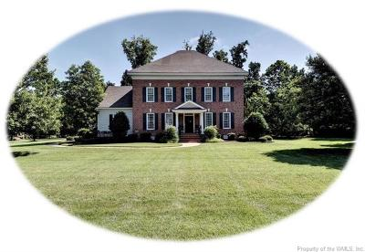 Kingsmill Single Family Home For Sale: 105 George Sandys