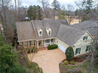 Williamsburg VA Single Family Home For Sale: $699,900