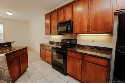 Williamsburg Condo/Townhouse For Sale: 3830 War Hill Green