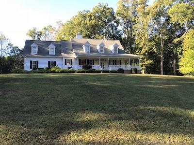 Gloucester Single Family Home For Sale: 6304 Belroi Road