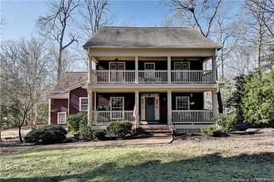 Williamsburg Single Family Home For Sale: 144 Little John Road