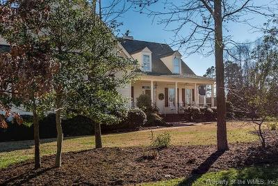 Fords Colony, Kingsmill Single Family Home For Sale: 200 Castlerock