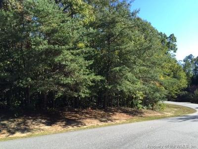 Fords Colony Residential Lots & Land For Sale: 116 Shinnecock