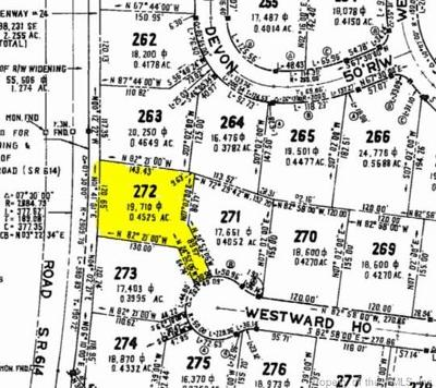 Fords Colony Residential Lots & Land For Sale: 130 Westward Ho