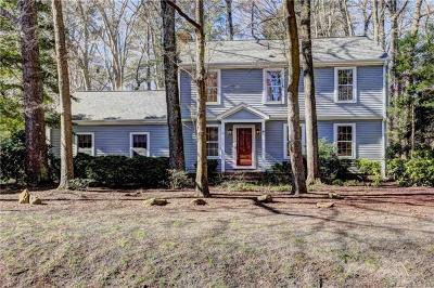 Yorktown Single Family Home For Sale: 111 Lorna Doone Drive