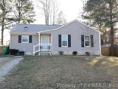 Single Family Home For Sale: 133 Winterset Pass