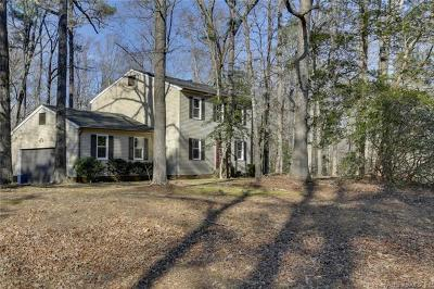 Single Family Home For Sale: 109 Chapel Hill Lane