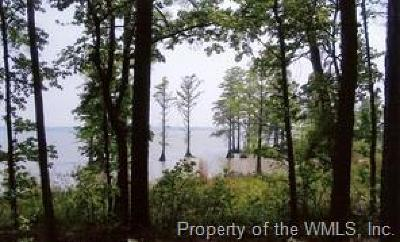 Isle Of Wight County, James City County, Mathews County, Middlesex County, New Kent County, Newport News County, Poquoson County, Suffolk County, Surry County, Williamsburg County, York County Residential Lots & Land For Sale: 3000 Kitchums Close