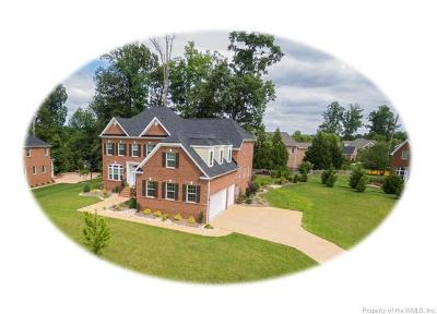 Powhatan Secondary Single Family Home For Sale: 4304 Beamers Ridge