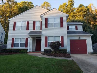 York County Single Family Home For Sale: 107 Low Ridge Road