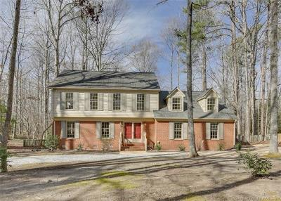 Single Family Home For Sale: 206 Buford Road