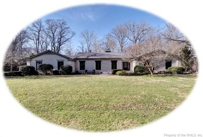Williamsburg Single Family Home For Sale: 203 Southpoint Drive