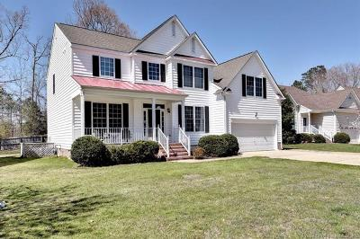 Williamsburg Single Family Home For Sale: 3255 Westover Ridge