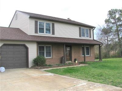 Hampton Single Family Home For Sale: 6 Evans Street