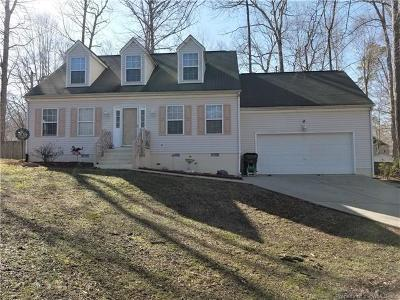 James City County, Williamsburg County, York County Single Family Home For Sale: 4292 Birdella Drive