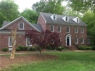 Single Family Home For Sale: 129 Roffinghams Way
