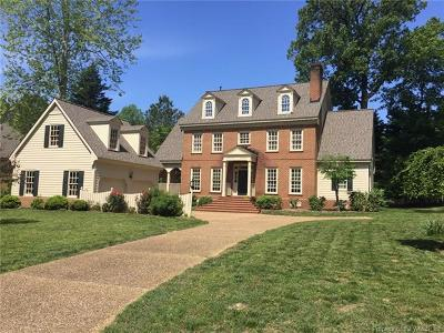 Single Family Home For Sale: 116 Alexander Walker