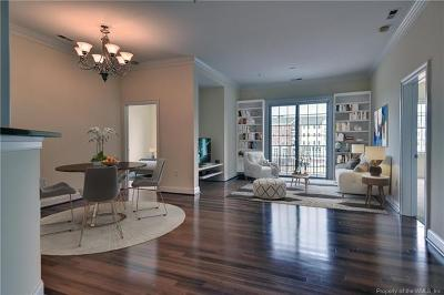 Williamsburg Condo/Townhouse For Sale: 5215 Center Street #308