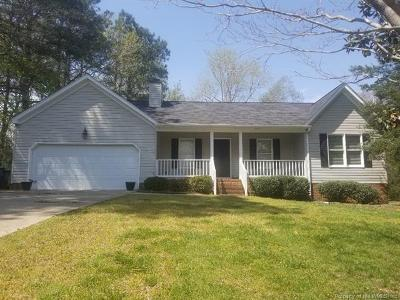 Williamsburg Rental For Rent: 139 Country Club Drive
