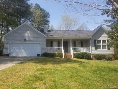 Williamsburg VA Rental For Rent: $1,750