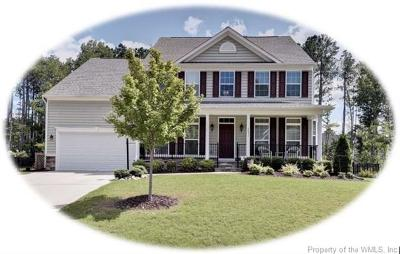 Single Family Home For Sale: 2637 Brownstone Circle
