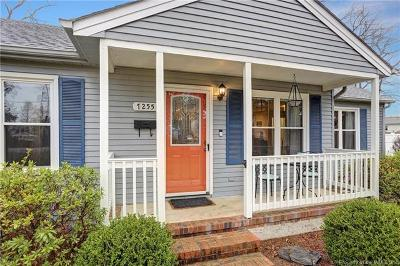 Single Family Home For Sale: 7255 Canal Street