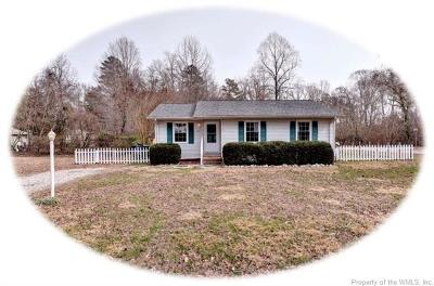 Williamsburg Single Family Home For Sale: 161 Carriage Road