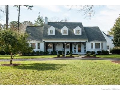 Indian Springs Single Family Home For Sale: 200 Indian Springs Road
