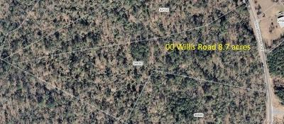 Gloucester Residential Lots & Land For Sale: 00 Willis Road