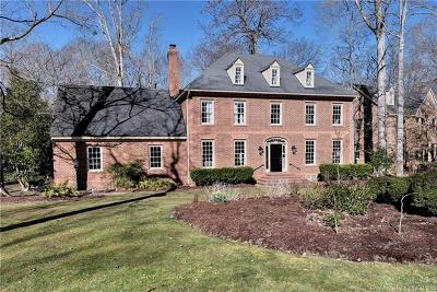 Single Family Home For Sale: 112 Jeffersons Hundred