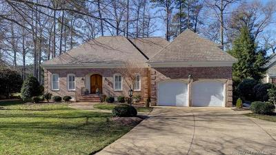 Yorktown Single Family Home For Sale: 154 Breezy Point Drive
