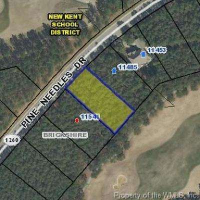 Residential Lots & Land For Sale: 11521 Pine Needles Drive