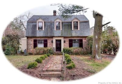 Single Family Home For Sale: 301 Indian Springs Road