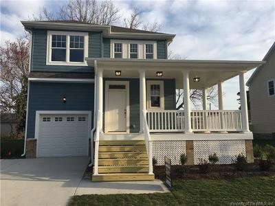 Williamsburg Single Family Home For Sale: 166 Forest Heights Road