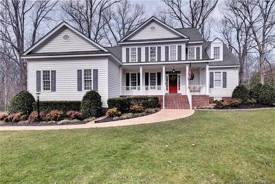 Williamsburg VA Single Family Home Sold: $515,000