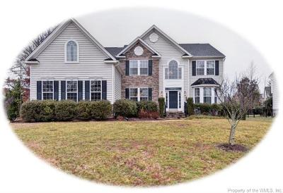 Single Family Home For Sale: 3716 Chartstone Crescent