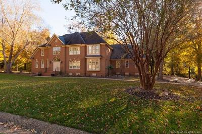 Single Family Home For Sale: 137 Roffinghams Way