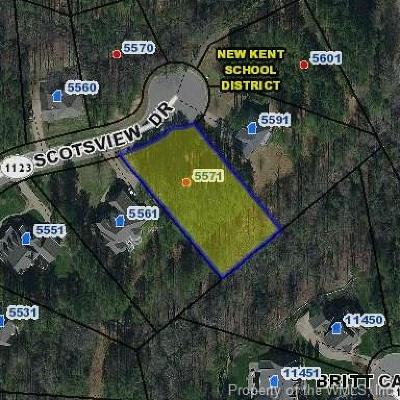 Residential Lots & Land For Sale: 5571 Scotsview