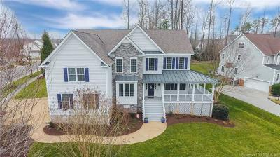 New Kent County Single Family Home For Sale: 3008 Patriots Landing Drive