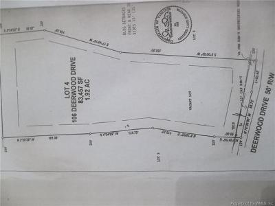 Residential Lots & Land For Sale: 106 Deerwood Drive