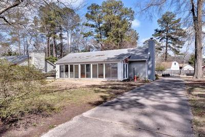 Single Family Home For Sale: 4062 South Riverside Drive