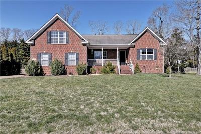 Single Family Home For Sale: 5320 Hillside Way