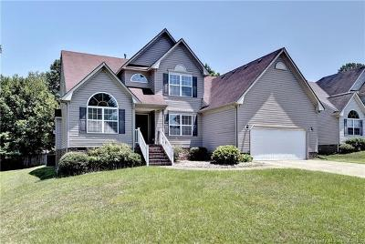 Single Family Home For Sale: 5512 Scotts Pond Drive
