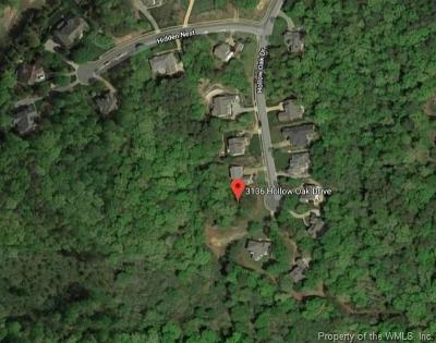 Residential Lots & Land For Sale: 3136 Hollow Oak Drive