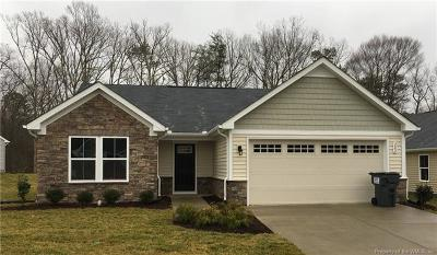 Single Family Home For Sale: 202 Valley Gate Lane