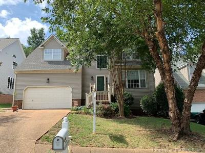 Williamsburg Single Family Home For Sale: 2835 Castling Crossing