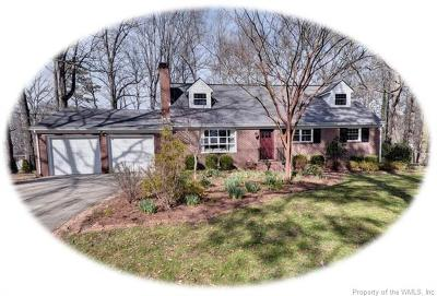 Williamsburg Single Family Home For Sale: 209 Oxford Road