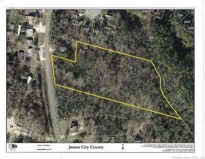 Residential Lots & Land For Sale: 3341 Chickahominy Road