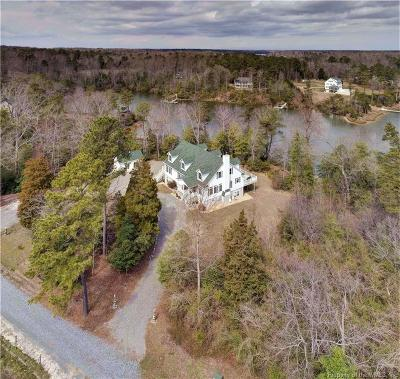 Single Family Home For Sale: 249 Spring Hill Road