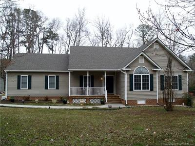 Single Family Home For Sale: 11338 Carriage Road